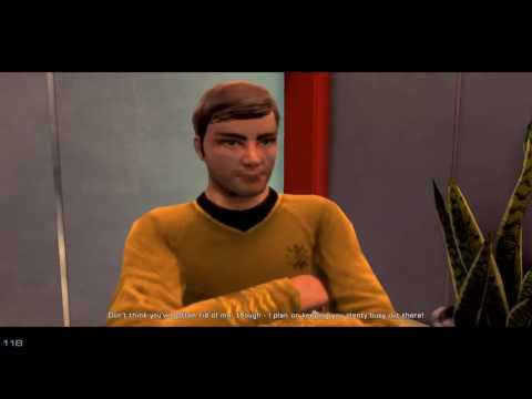 Star Trek Online - Agent of Yesterday - TOS - SCI Toon - Explore 23rd Century ESD