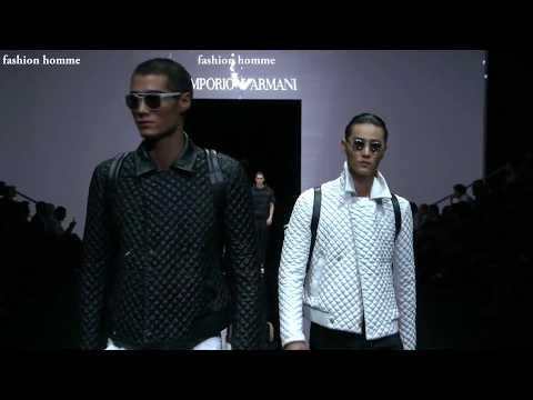 fashion show / mannequin publicité