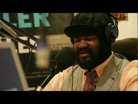 "Gregory Porter Sings ""Mona Lisa"" On TSF JAZZ ! (True Soul Funky Jazz Radio Station)"