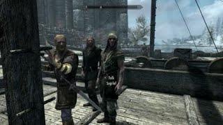 Serana's sultry provocative armor tempts sex-depraved pirates