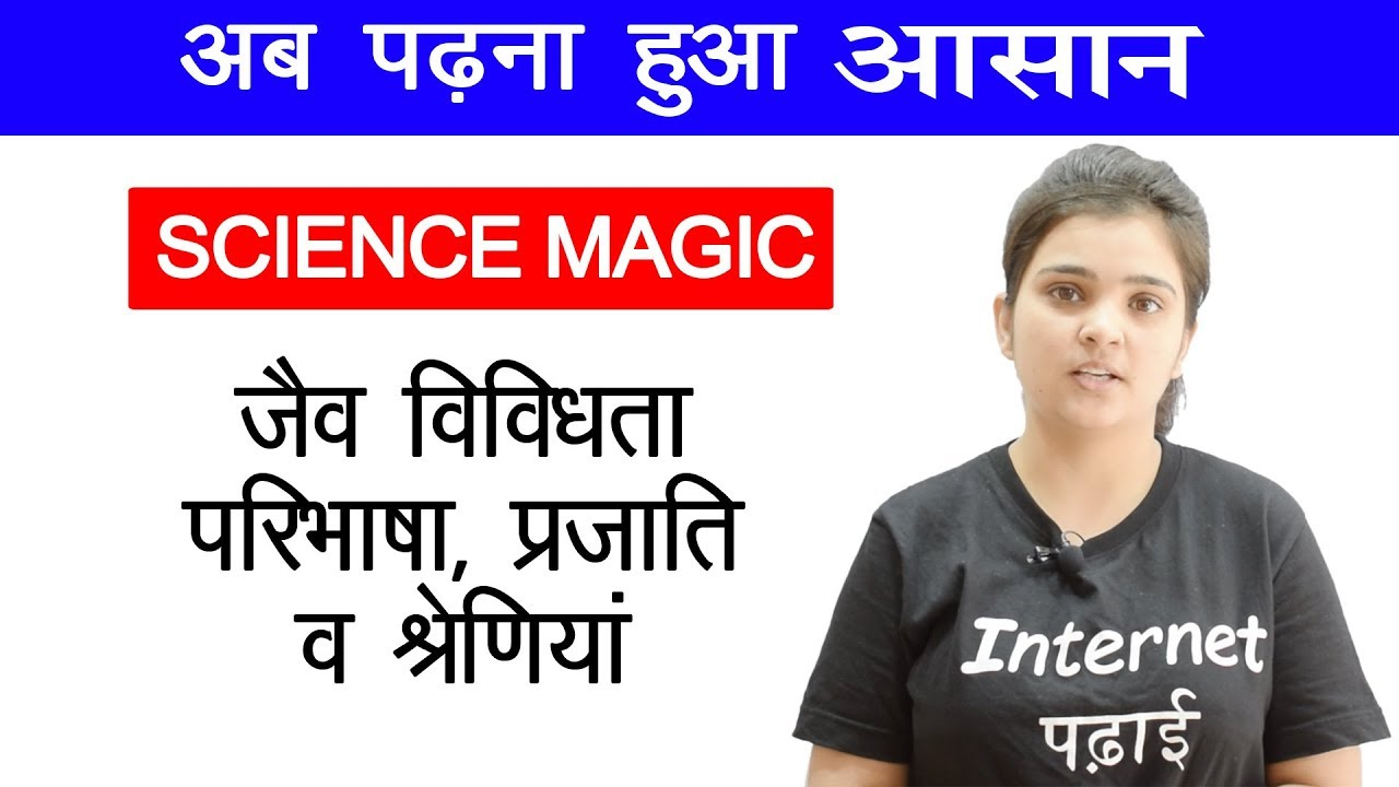 Biodiversity and Conservation Video Lectures for Class 12th