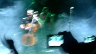 Hall Of The Mountain King Apocalyptica Bogota 2012