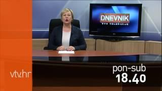 VTV Dnevnik najava 22. svibnja 2017.