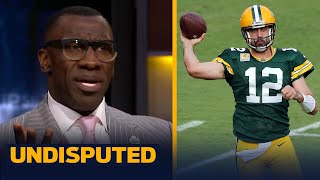 Packers' Wk 6 loss to Bucs didn't tarnish Aaron Rodgers' legacy - Shannon Sharpe | NFL | UNDISPUTED