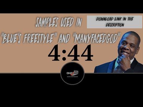 JAY:Z 4:44 Album Bonus Tracks