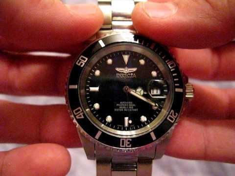 Invicta 8926 Pro Diver Video Review