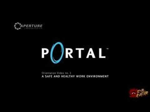 Portal Soundtrack- '4000 Degrees Kelvin'