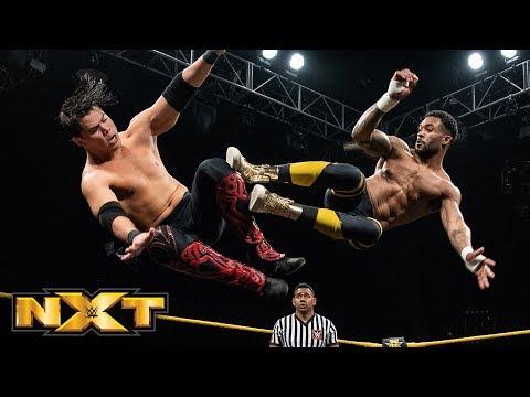 Street Profits vs. Humberto Carrillo & Stacey Ervin Jr.: WWE NXT, Feb. 13, 2019