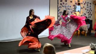 Цыганский танец Цумайлэ