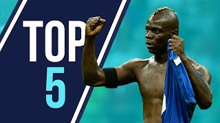 Top 5 | Individual Moments of Euro Glory
