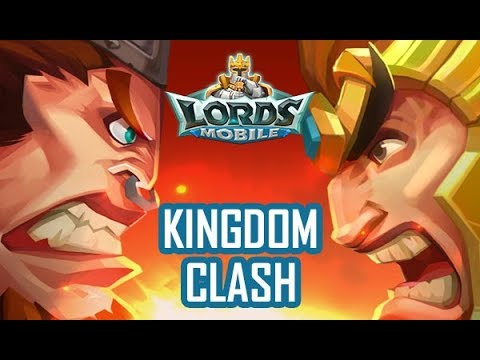 Lord Mobile Fight Scene Elite 6-9 Gameplay