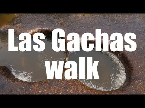 Las Gachas Walk, Guadalupe, Colombia - 4k UHD - Virtual Trip