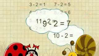 Математика 2 клас НШ - Перший урок