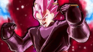 YOU CANNOT DEFEAT THIS!! VEGITO Super Saiyan Rose!? Dragon Ball Xenoverse 2 MOD