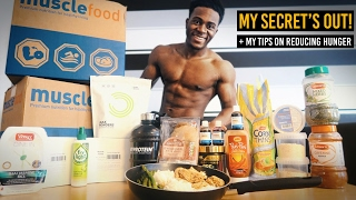 Summer Shredding Diet | Meal by Meal | Full Day of Eating (IIFYM)