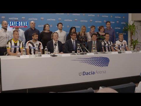 """News: DACIA """"The Auction"""", 11 MAGLIE PER L'ASTA DEI SOGNI"""