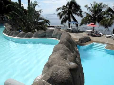 Eagle Point Resort And Beach Hotel In Batangas Main Swimming Pool Youtube