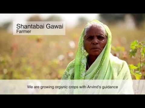 Shantabai Gawai Talking on Arvind Agri Initiatives