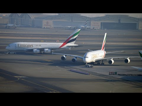 Dubai Spotting Rush Hour Part 1