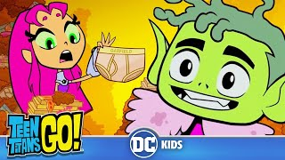 Teen Titans Go! auf Deutsch | Müll König Beast Boy