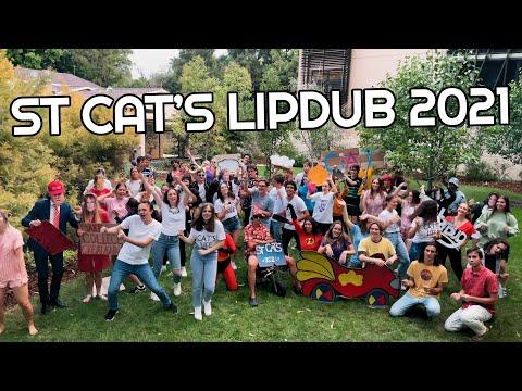 St Cat's LipDub