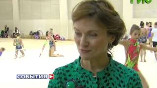 """Турнир по художественной гимнастике """"Юные грации"""" в Самаре"""