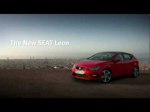 SEAT presents the all-new Leon at Paris Motor Show 2012