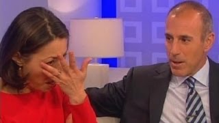 Drama at the Today Show - Lauer vs Curry?