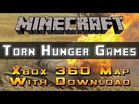 Torn Hunger Games - Xbox 360 Map - WITH DOWNLOAD