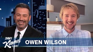 Owen Wilson on Learning About Loki, Tom Hiddleston's Impression of Him \u0026 Buddy Willie Nelson
