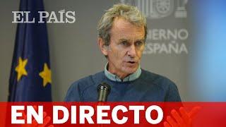 DIRECTO #COVID | SIMÓN y CALZÓN informan del estado de la PANDEMIA en España
