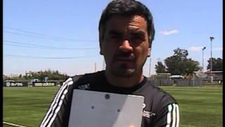 www.sabadogol.net Guillermo VILLA, entrenador de jugadore libres. Octubre 2012. thumbnail