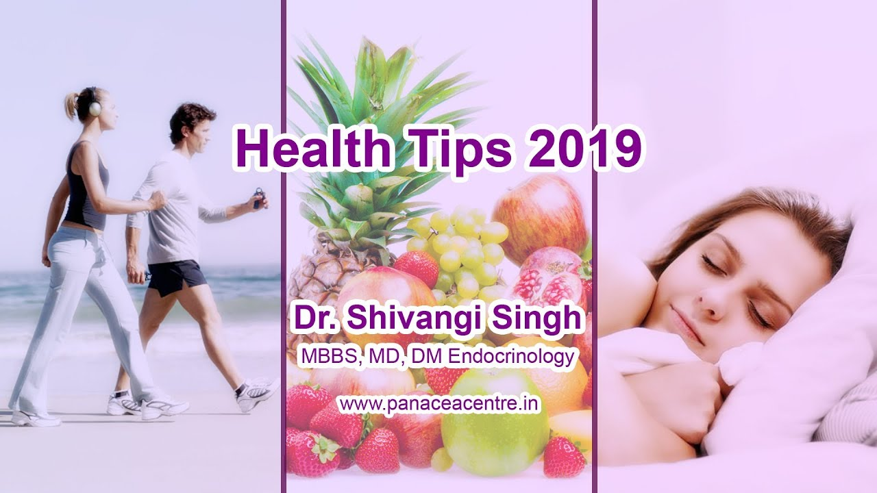 Health Tips 2019 #HealthTips2019 #HealthTips #ShivangiSingh