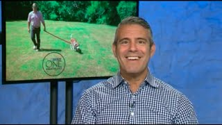 Andy Cohen and Purina ONE 28 Day Challenge