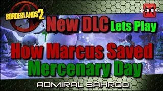 How Marcus Saved Mercenary Day Lets Plays /w Gothalion
