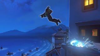 [Overwatch] The Helix Leap Of Faith!