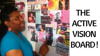CREATE AN INTERACTIVE VISION BOARD FOR SUCCESS!