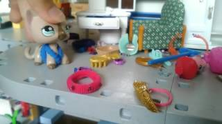 LPS - Cleaning My Room (funny skit) thumbnail