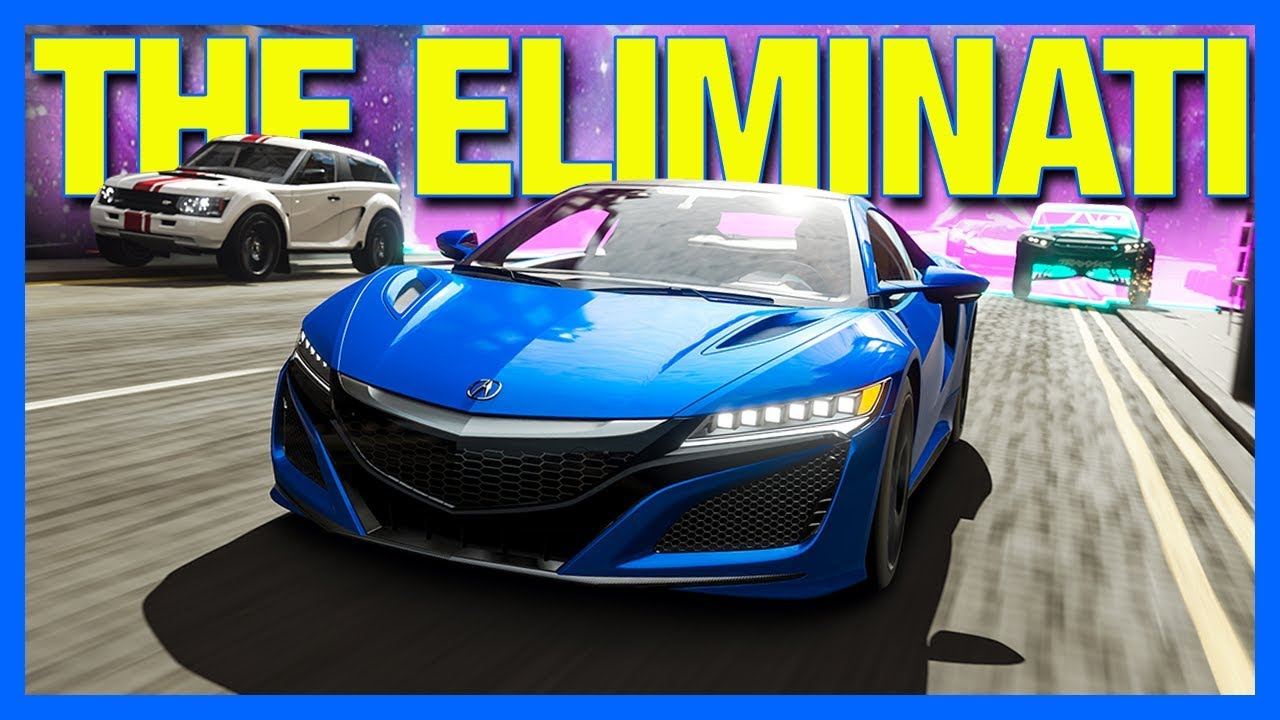 Forza Horizon 4 : What Happens When You Win The ELIMINATOR!?! thumbnail