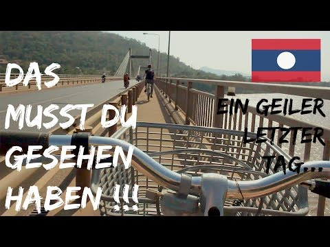 HIER WOLLEN WIR NICHT MEHR WEG! LAOS HAT UNS ÜBERRASCHT...   Pakse, Laos 🇱🇦   WELTREISE VLOG 037