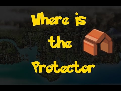 Where Is: The Protector (Pokemon Heart Gold/Soul Silver)