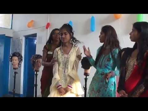Paul Meekin Shaping Futures Charity Trip to SOS Children's Village Bawana, India