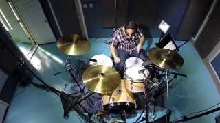 Chris Brush Drums - a truly custom drum session experience. Nashvil...