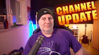 Ein kurzes Statement zu Livestreams und YouTube | Channel Update thumbnail