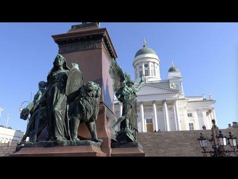 Helsinki, Finland - Downtown Helsinki Full Tour (2018)