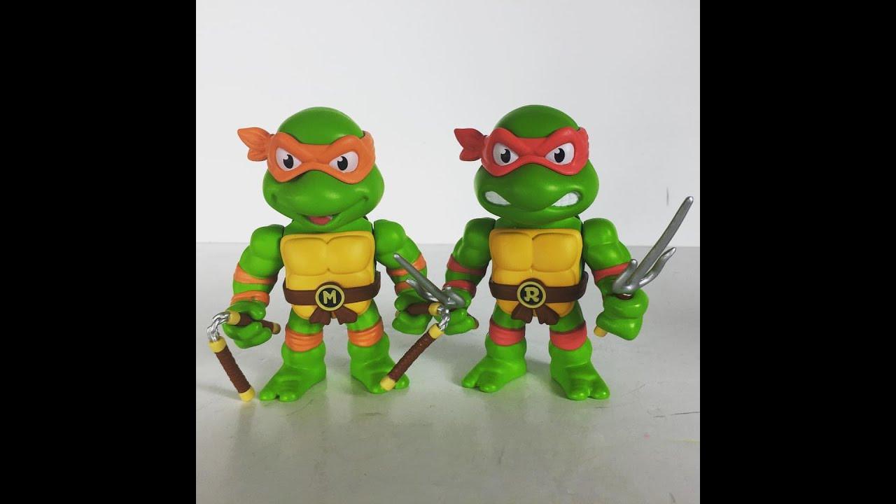 Jada Toys Metal Die Cast Teenage Mutant Ninja Turtles Raphael