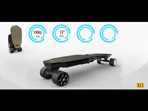 Eagle hunting wind: The lightest, fastest, longest running weight-sensing electric skateboard ever.