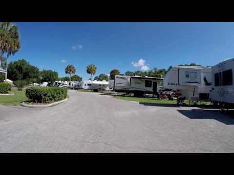 Orlando RV Resort Stroll - RV Vacation