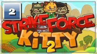 Dru,yna KotЈw Gry Online Strikeforce Kitty 2  2