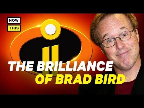 Incredibles 2: The Brilliance of Brad Bird | NowThis Nerd